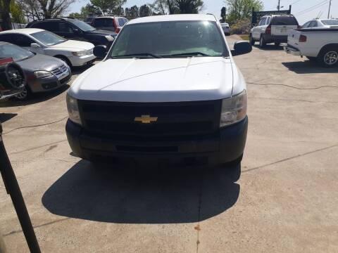 2011 Chevrolet Silverado 1500 for sale at Star Car in Woodstock GA