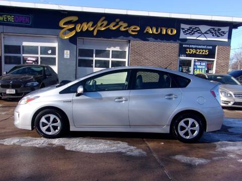 2013 Toyota Prius for sale at Empire Auto Sales in Sioux Falls SD