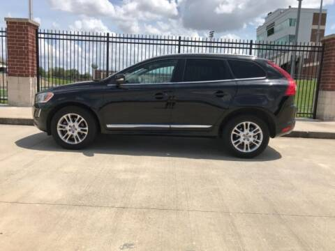 2014 Volvo XC60 for sale at ALL AMERICAN FINANCE AND AUTO in Houston TX