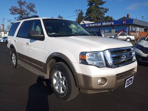 2013 Ford Expedition for sale at All American Motors in Tacoma WA