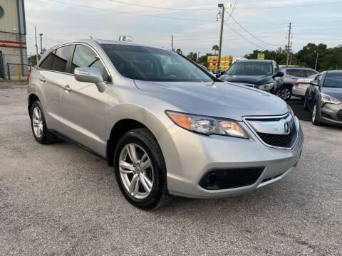 2014 Acura RDX for sale at Marvin Motors in Kissimmee FL