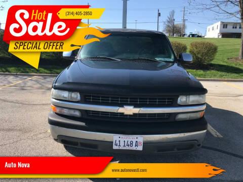 2002 Chevrolet Silverado 1500 for sale at Auto Nova in Saint Louis MO