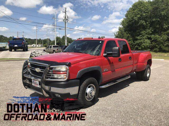 2006 Chevrolet Silverado 3500 for sale at Dothan OffRoad And Marine in Dothan AL