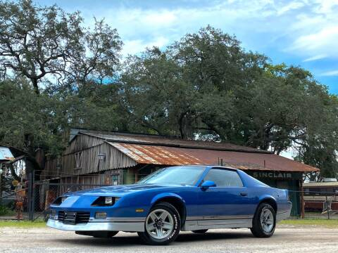 1986 Chevrolet Camaro for sale at OVE Car Trader Corp in Tampa FL