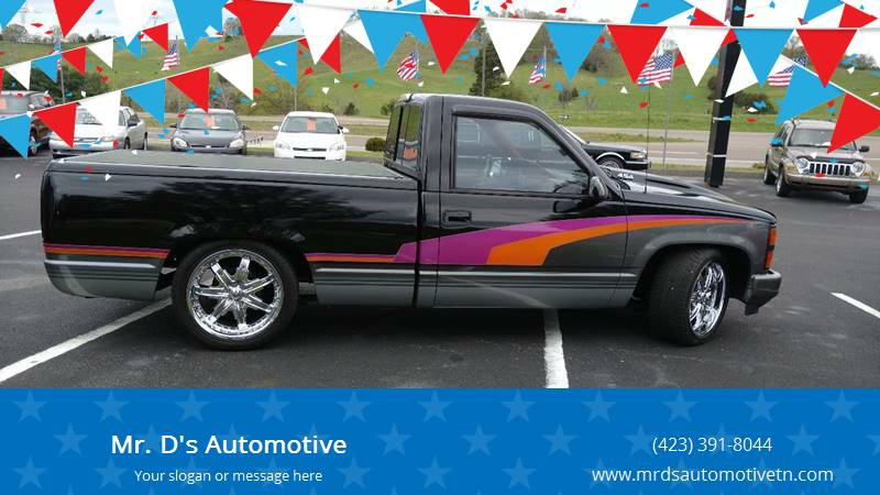 1991 Chevrolet C/K 1500 Series for sale at Mr. D's Automotive in Piney Flats TN