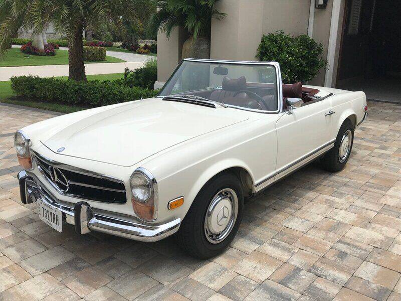 1970 Mercedes-Benz 280-Class for sale in Sylvania, OH
