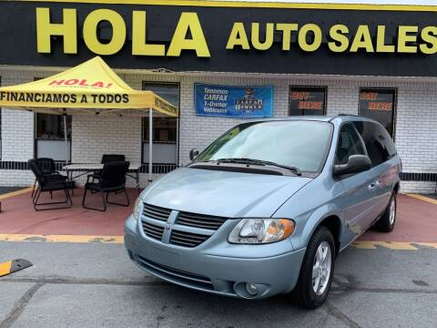 2005 Dodge Grand Caravan for sale at HOLA AUTO SALES CHAMBLEE- BUY HERE PAY HERE - in Atlanta GA