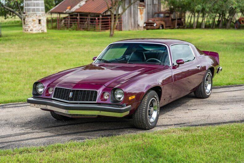 1974 Chevrolet Camaro for sale at STREET DREAMS TEXAS in Fredericksburg TX