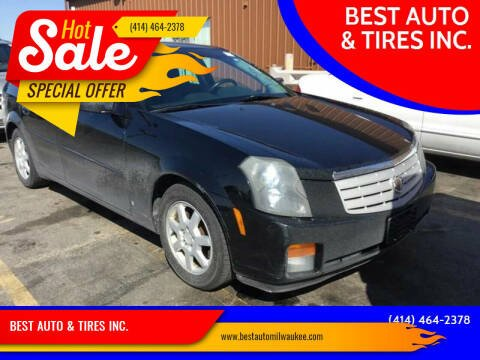 2006 Cadillac CTS for sale at Best Auto & tires inc in Milwaukee WI