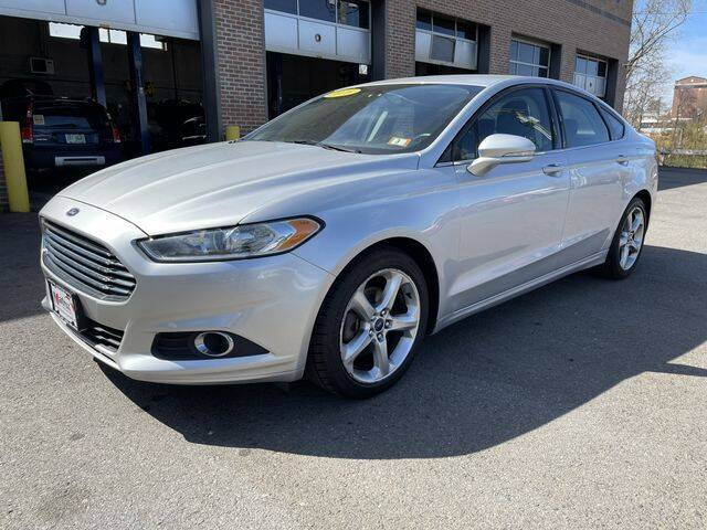 2016 Ford Fusion for sale at Matrix Autoworks in Nashua NH