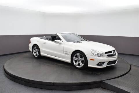 2009 Mercedes-Benz SL-Class for sale at M & I Imports in Highland Park IL
