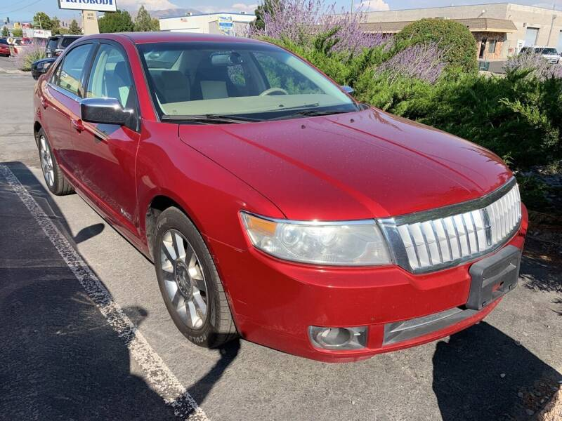 2008 Lincoln MKZ for sale at City Auto Sales in Sparks NV