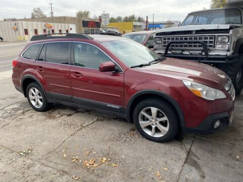 2013 Subaru Outback for sale at Auto Brokers in Sheridan CO