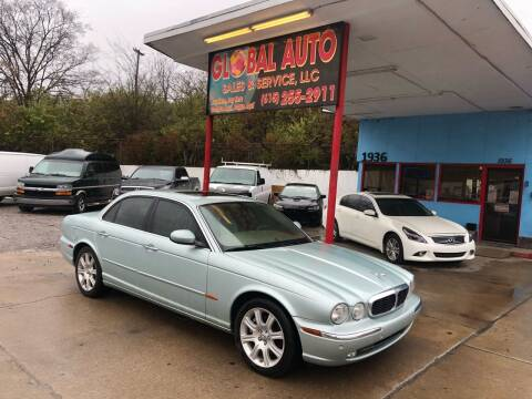 2004 Jaguar XJ-Series for sale at Global Auto Sales and Service in Nashville TN