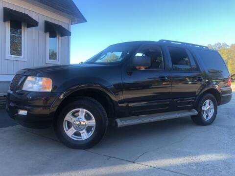 2005 Ford Expedition for sale at Beckham's Used Cars in Milledgeville GA