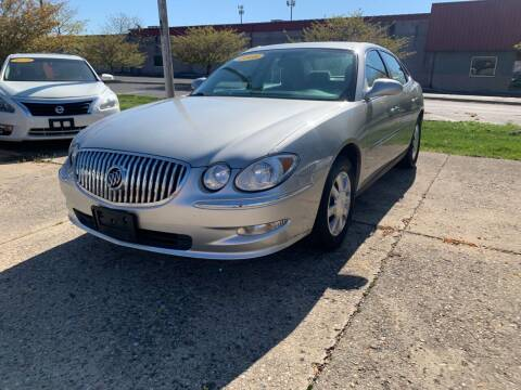 2008 Buick LaCrosse for sale at Cars To Go in Lafayette IN