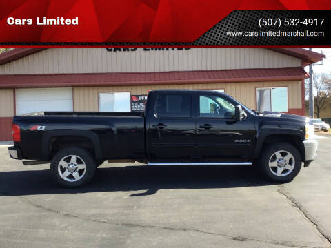 2011 Chevrolet Silverado 2500HD for sale at Cars Limited in Marshall MN