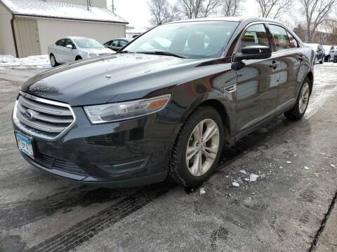 2013 Ford Taurus for sale at MIDWEST CAR SEARCH in Fridley MN
