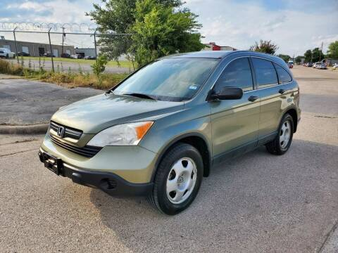 2008 Honda CR-V for sale at DFW Autohaus in Dallas TX