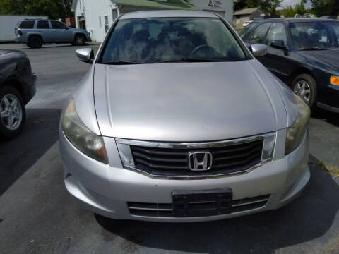 2010 Honda Accord for sale at Thomasville Auto Sales in Thomasville NC