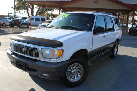 1999 Mercury Mountaineer for sale at ALIC MOTORS - Trade-In Specials in Boise ID