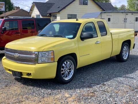 2008 Chevrolet Silverado 1500 for sale at MIDLAND MOTORS LLC in Tacoma WA
