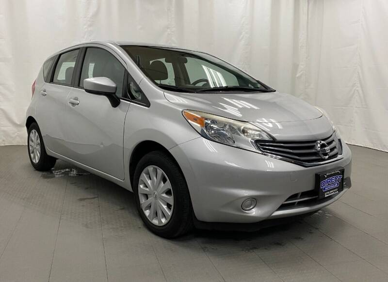 2015 Nissan Versa Note for sale at Direct Auto Sales in Philadelphia PA
