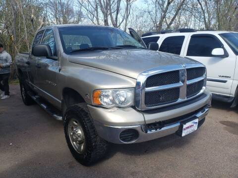 2004 Dodge Ram Pickup 2500 for sale at Gordon Auto Sales LLC in Sioux City IA