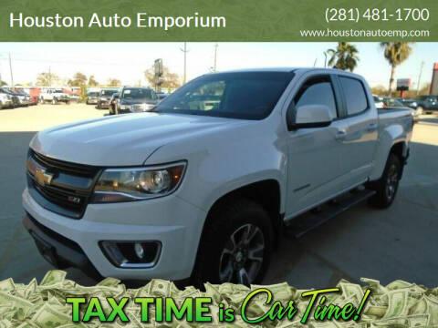 2015 Chevrolet Colorado for sale at Houston Auto Emporium in Houston TX