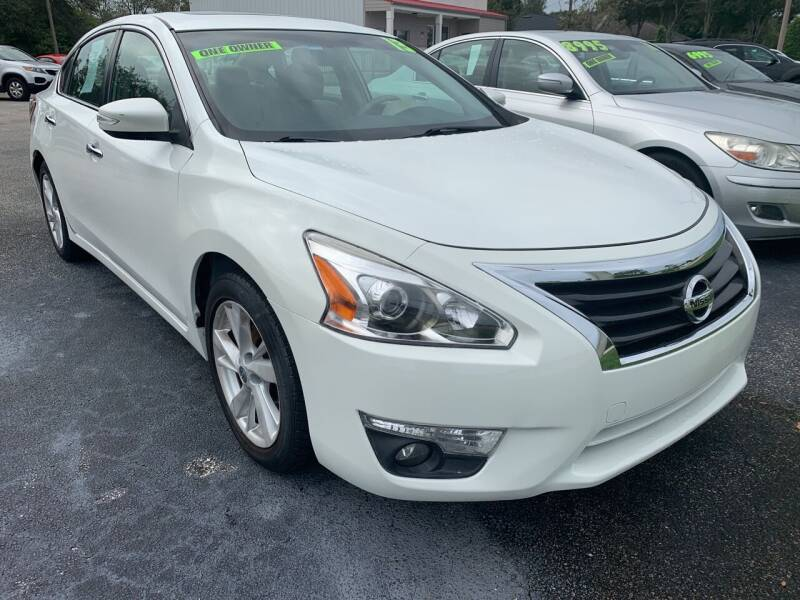 2013 Nissan Altima for sale at The Car Connection Inc. in Palm Bay FL