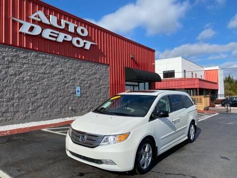 2013 Honda Odyssey for sale at Auto Depot of Madison in Madison TN
