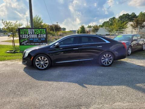 2014 Cadillac XTS for sale at AutoBuyCenter.com in Summerville SC