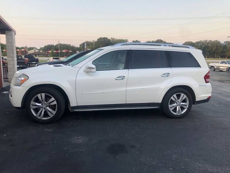2012 Mercedes-Benz GL-Class for sale at Bam Auto Sales in Azle TX