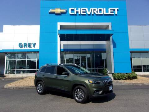 2019 Jeep Cherokee for sale at Grey Chevrolet, Inc. in Port Orchard WA