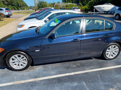 2007 BMW 3 Series for sale at TOP OF THE LINE AUTO SALES in Fayetteville NC