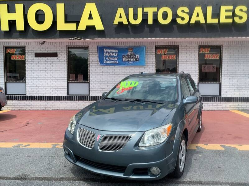 2006 Pontiac Vibe for sale at HOLA AUTO SALES CHAMBLEE- BUY HERE PAY HERE - in Atlanta GA