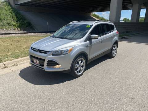 2013 Ford Escape for sale at Apple Auto in La Crescent MN