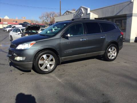 2009 Chevrolet Traverse for sale at Beutler Auto Sales in Clearfield UT
