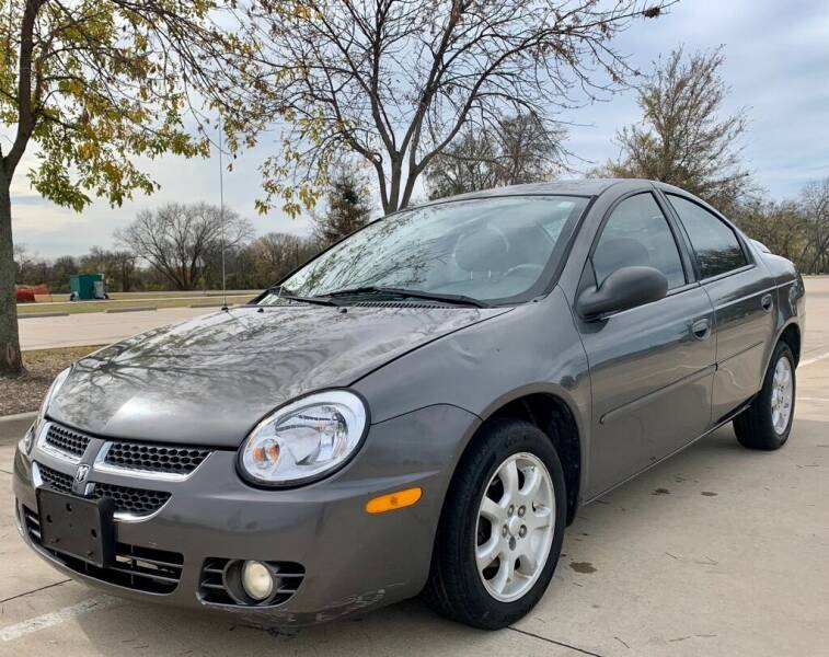 2004 Dodge Neon for sale at Driveline Auto Solution, LLC in Wylie TX