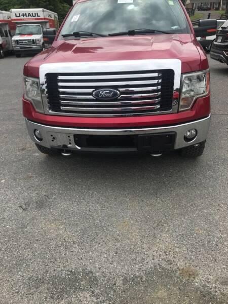 2012 Ford F-150 for sale at Guarantee Auto Galax in Galax VA