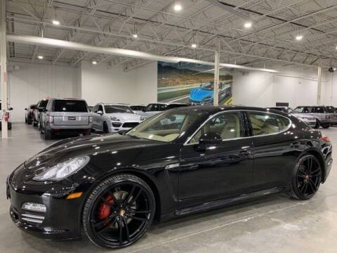 2011 Porsche Panamera for sale at Godspeed Motors in Charlotte NC