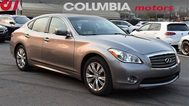 2012 Infiniti M35h for sale in Portland, OR