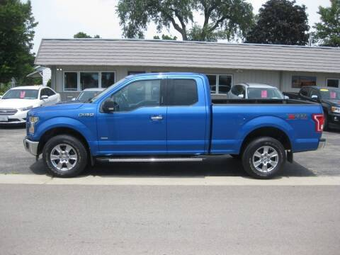 2016 Ford F-150 for sale at Greens Motor Company in Forreston IL