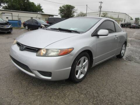 2006 Honda Civic for sale at Grays Used Cars in Oklahoma City OK
