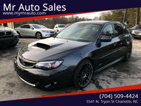 2009 Subaru Impreza for sale at Mr Auto Sales in Charlotte NC