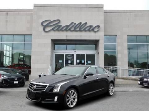 2014 Cadillac ATS for sale at Radley Cadillac in Fredericksburg VA