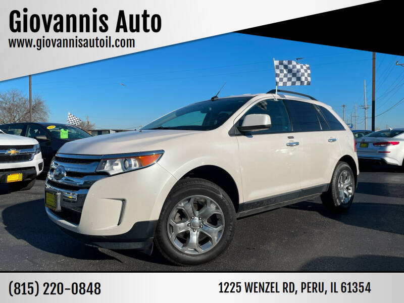 2011 Ford Edge for sale at Giovannis Auto in Peru IL