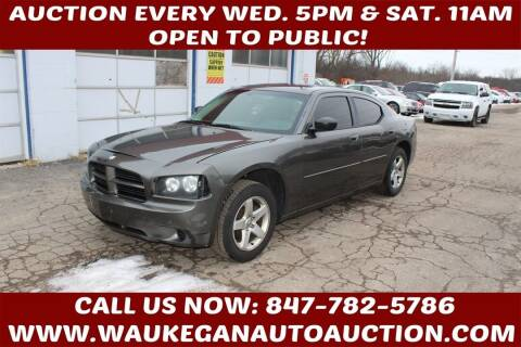 2009 Dodge Charger for sale at Waukegan Auto Auction in Waukegan IL