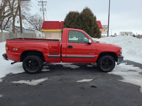 2002 Chevrolet Silverado 1500 for sale at Stach Auto in Edgerton WI