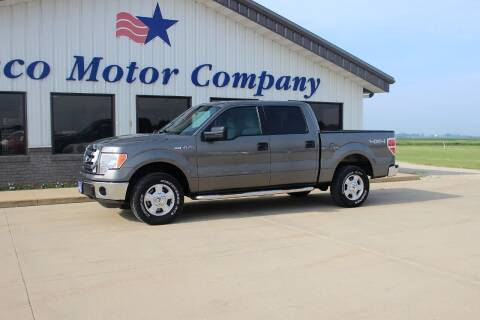 2011 Ford F-150 for sale at Cresco Motor Company in Cresco IA